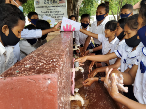 CCDO Kids washing hands